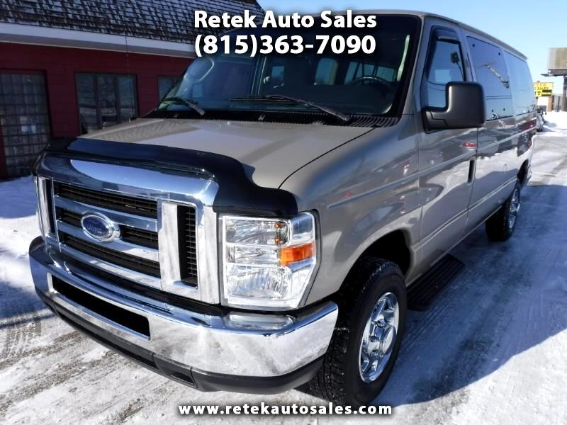 2012 Ford Econoline E-350 XL Super Duty