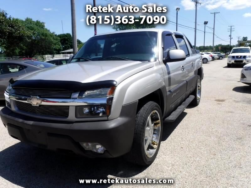 2004 Chevrolet Avalanche 1500 2WD