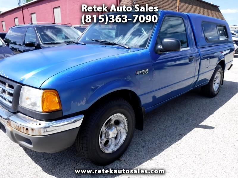 Ford Ranger XLT 3.0 2WD 2001
