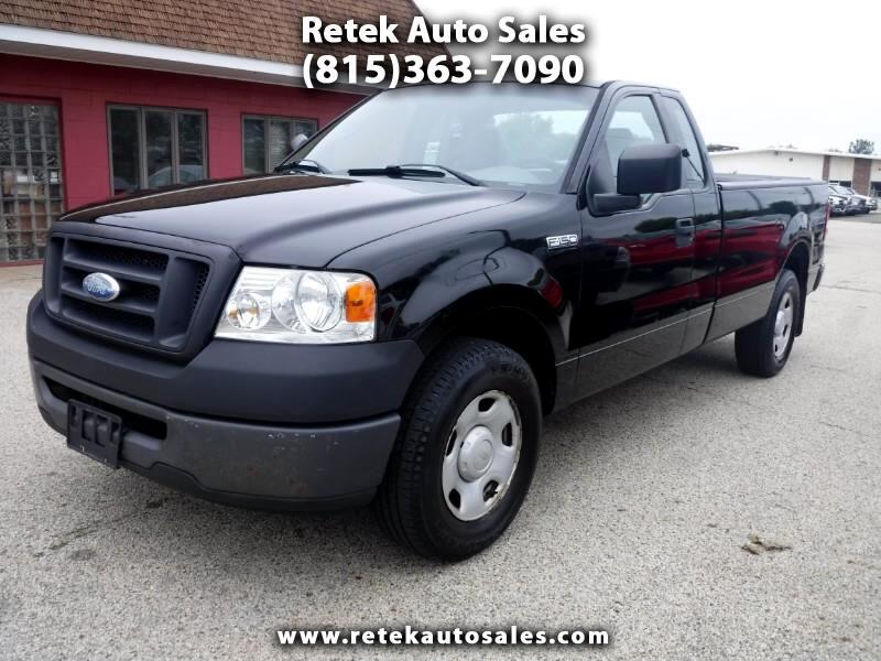 Ford F-150 XL Long Box 2WD 2008