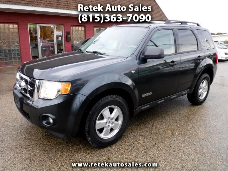 Ford Escape XLT 2WD V6 2008