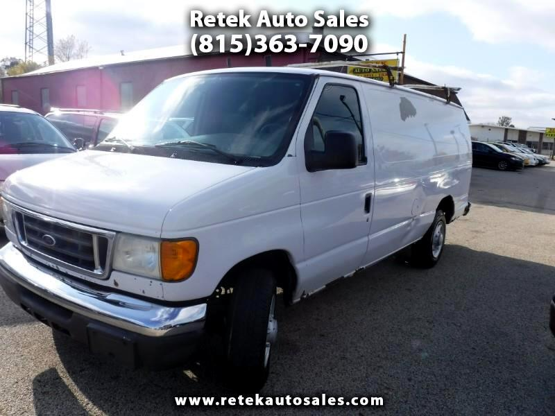 Ford Econoline E-250 Extended 2004