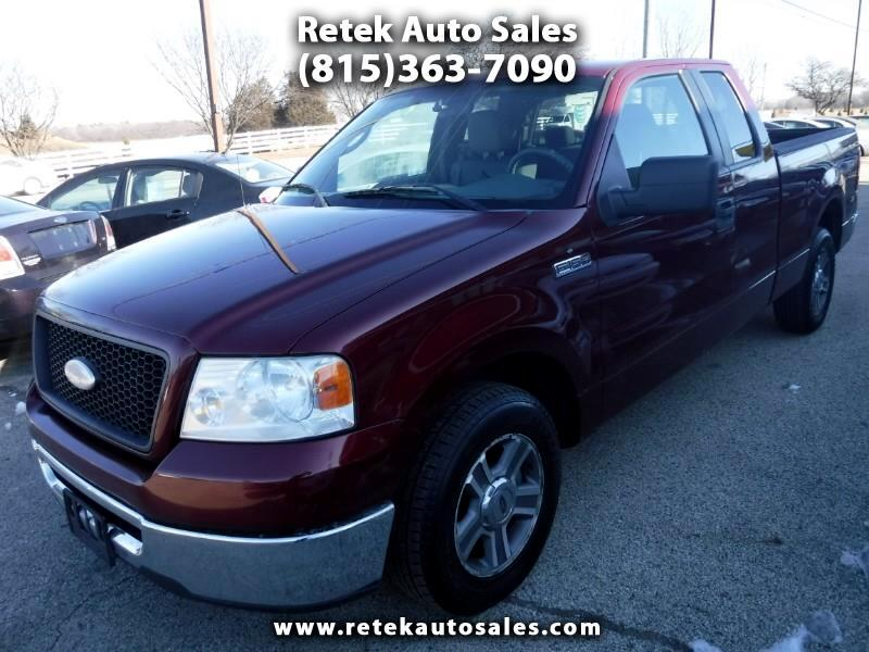Ford F-150 XLT SuperCab 5.5-ft Box 2WD 2006