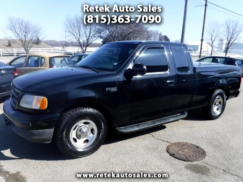 Ford F-150 XL SuperCab Short Bed 2WD 2002