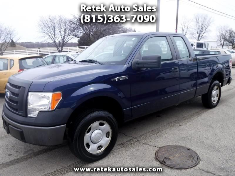 Ford F-150 XL SuperCab 6.5-ft. Bed 2WD 2009