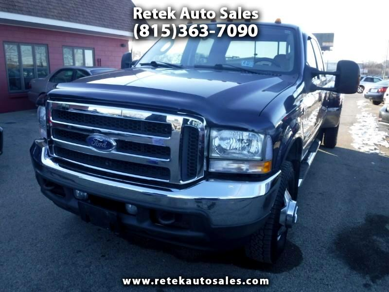 Ford F-350 SD Lariat Crew Cab Long Bed 4WD DRW 2003
