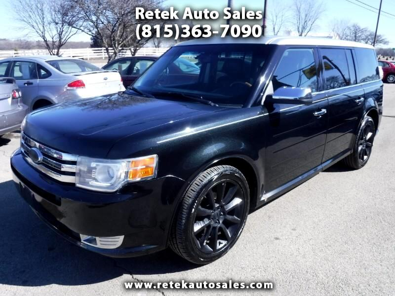 Ford Flex Limited AWD 2010