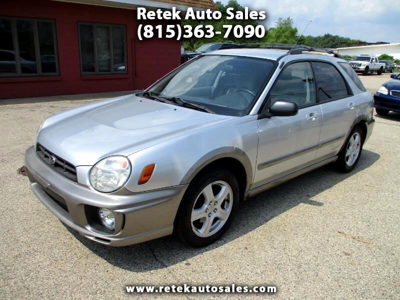 Subaru Outback Sport 2002