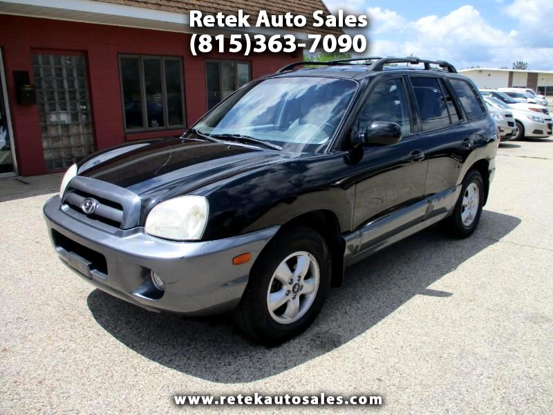 Hyundai Santa Fe GLS 2.7L 2WD 2006