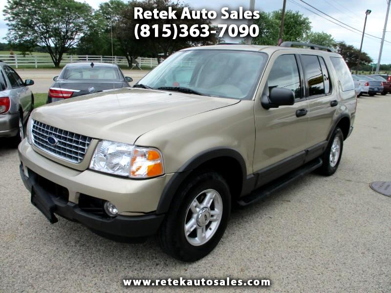 Ford Explorer XLT 4.0L 2WD 2003