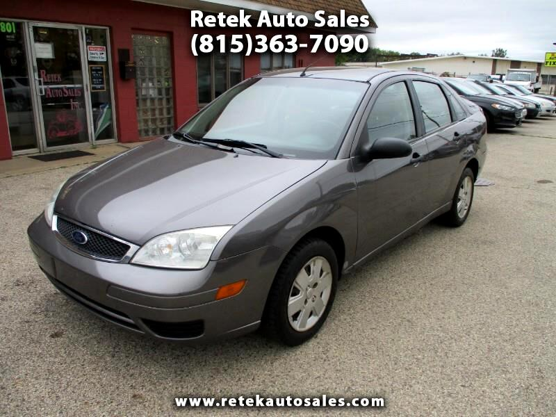 Ford Focus ZX4 SE 2006