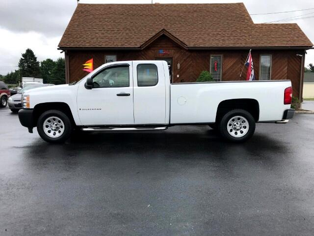 2008 Chevrolet Silverado 1500 Ext. Cab Long Bed 2WD