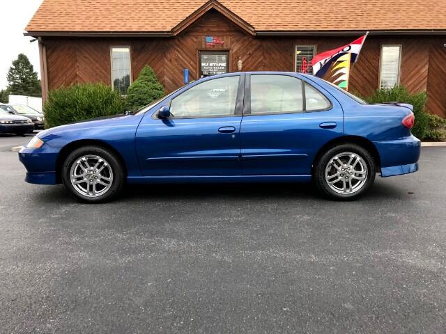 2003 Chevrolet Cavalier LS Sport Sedan