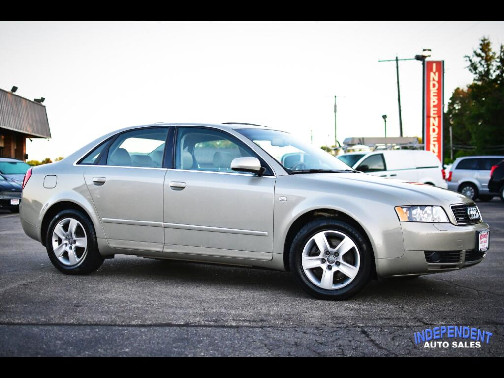 2004 Audi A4 3.0L Quattro