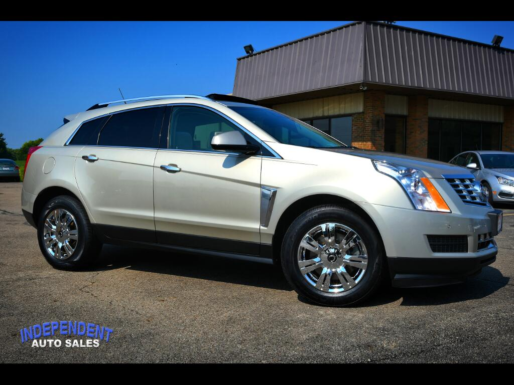 2014 Cadillac SRX AWD Luxury Collection