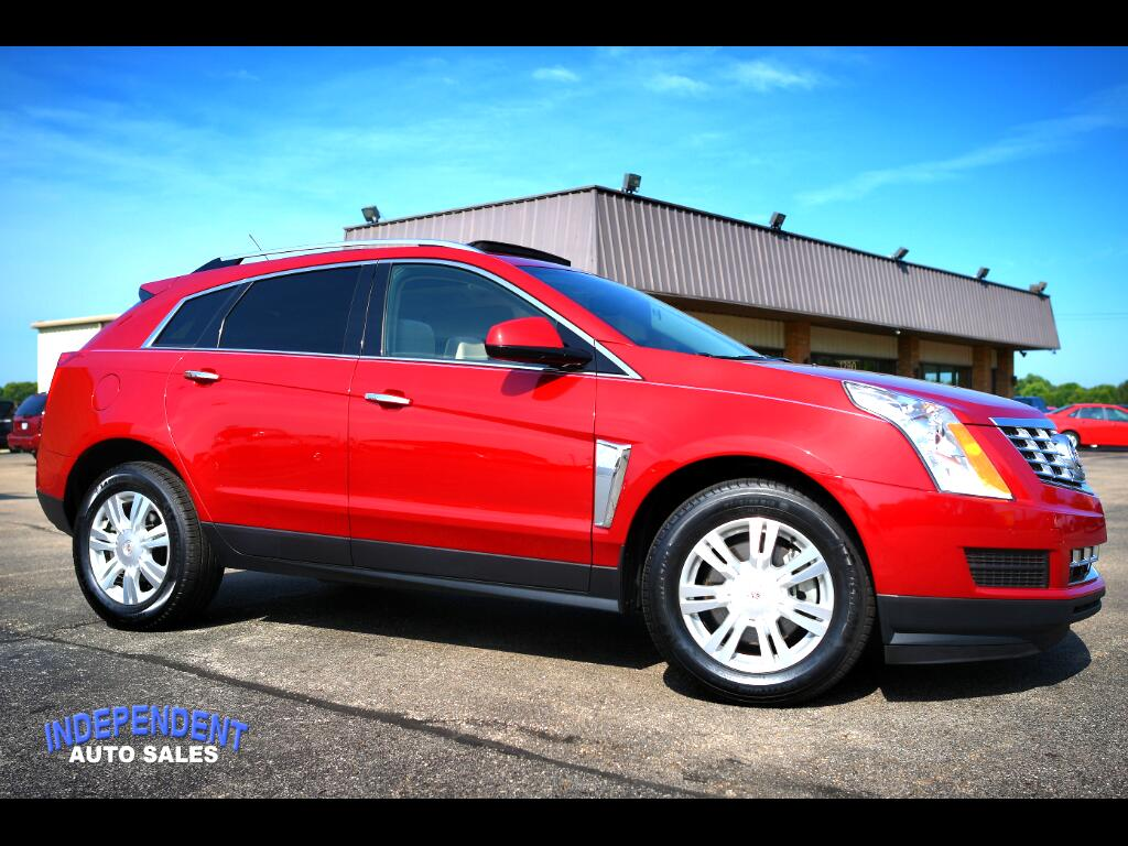 2016 Cadillac SRX AWD Luxury Collection