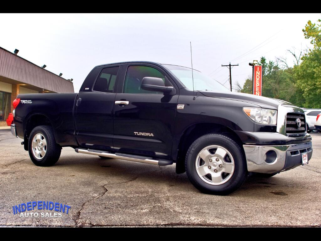 2007 Toyota Tundra 2WD Double Cab SR5