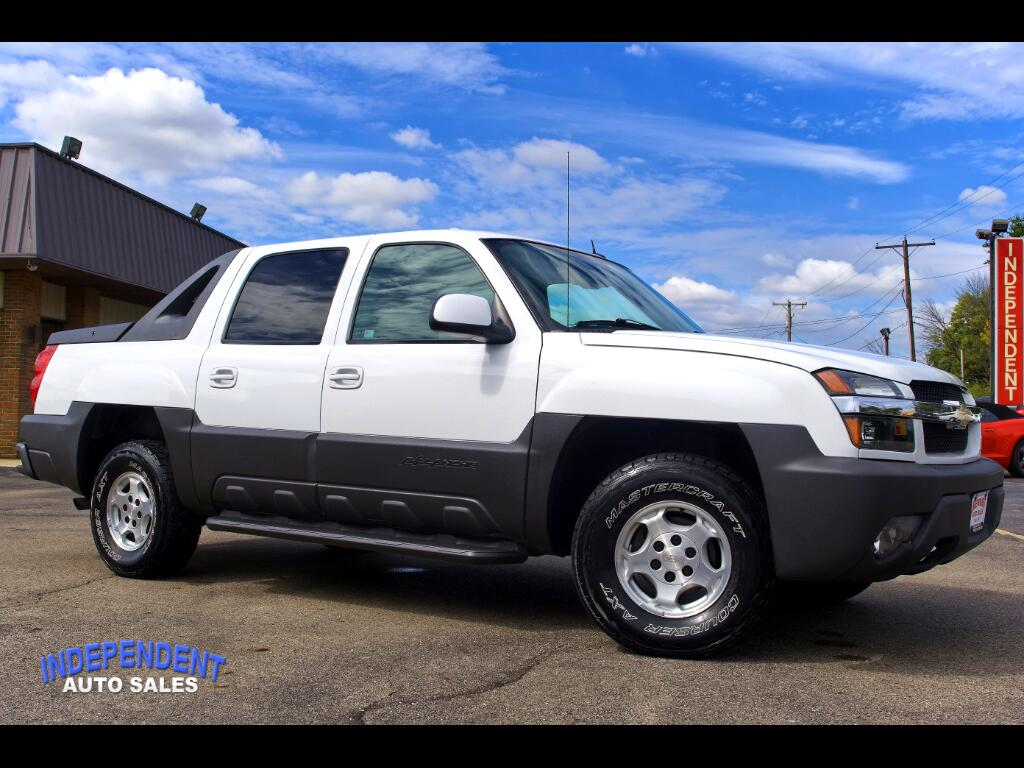 2004 Chevrolet Avalanche 1500 Crew Cab 2WD