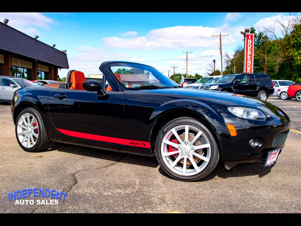2006 Mazda MX-5 Miata Convertible Grand Touring