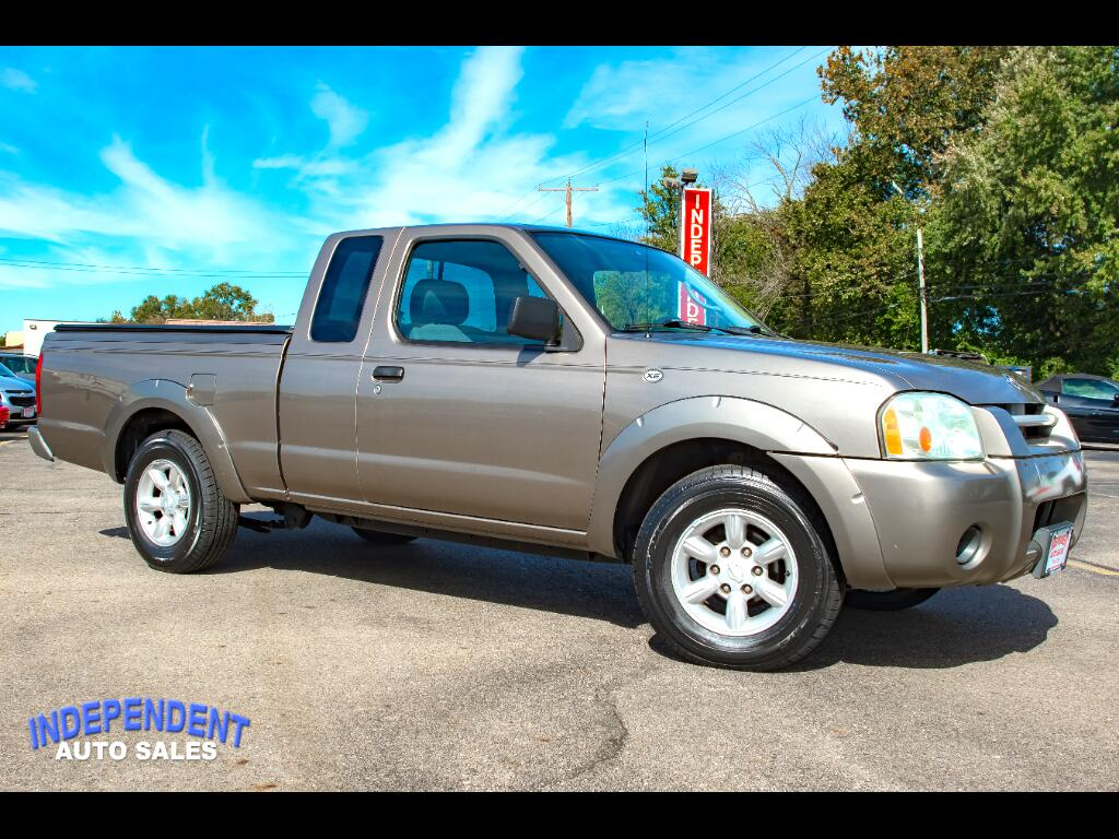 2003 Nissan Frontier 2WD XE King Cab
