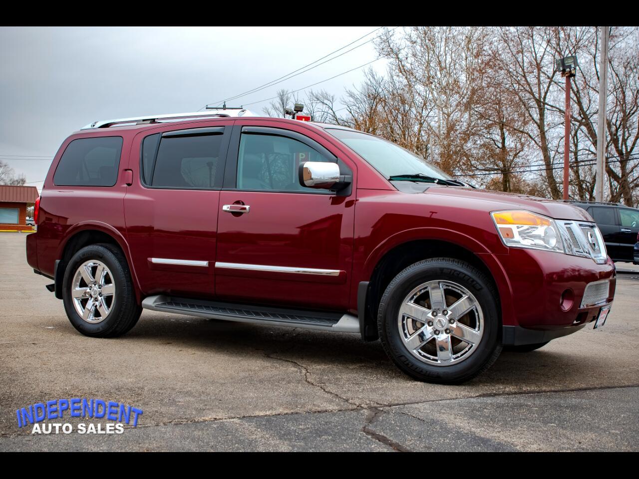 2011 Nissan Armada 4WD Platinum
