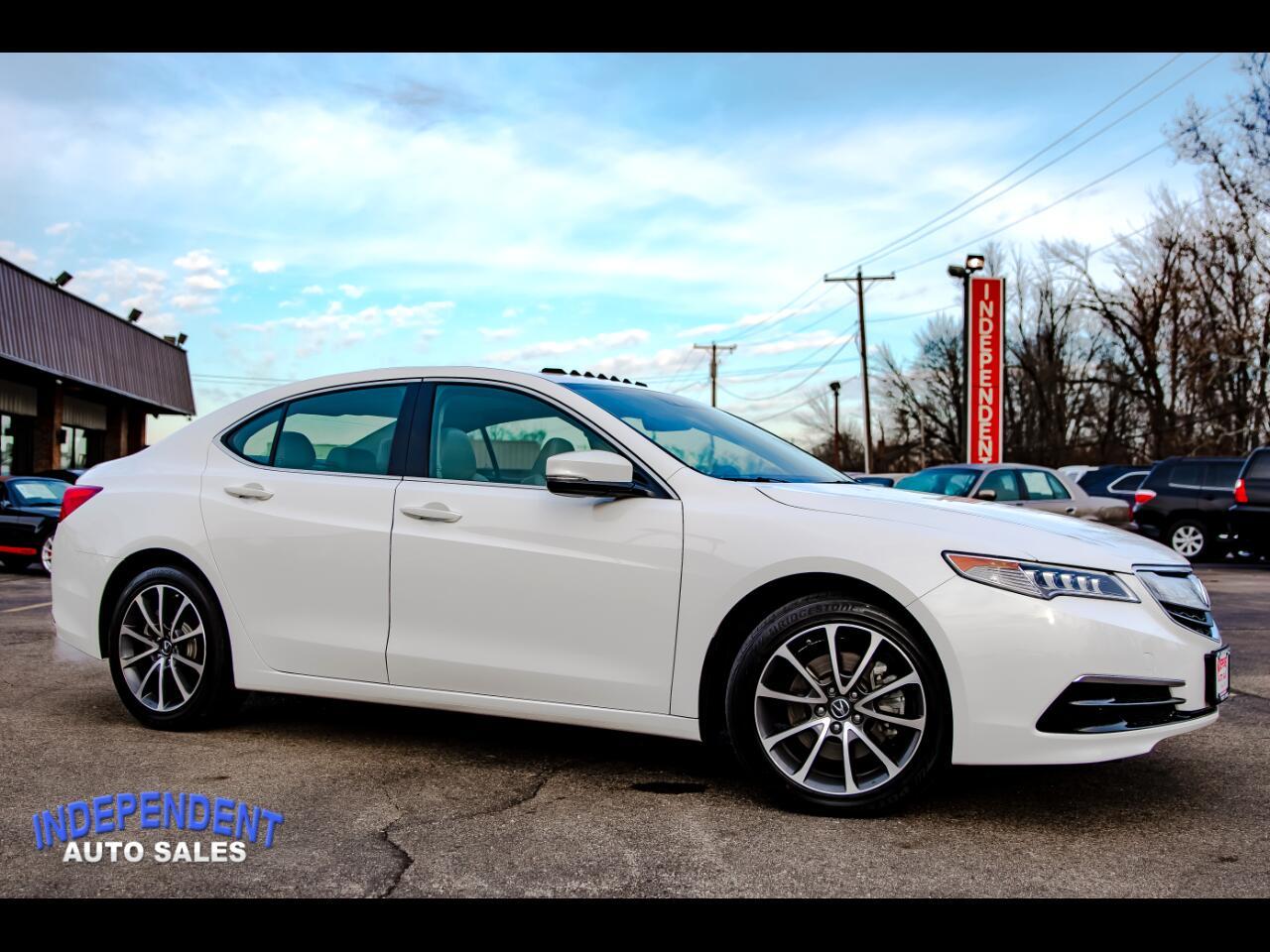 2015 Acura TLX FWD V6 Tech