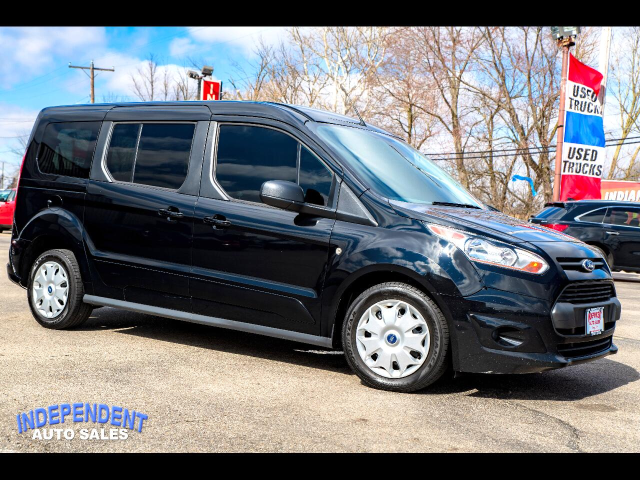 2016 Ford Transit Connect Wagon LWB XLT