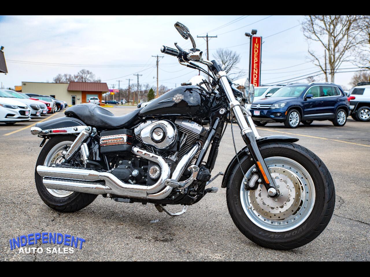 2009 Harley-Davidson FXDF Fat Bob