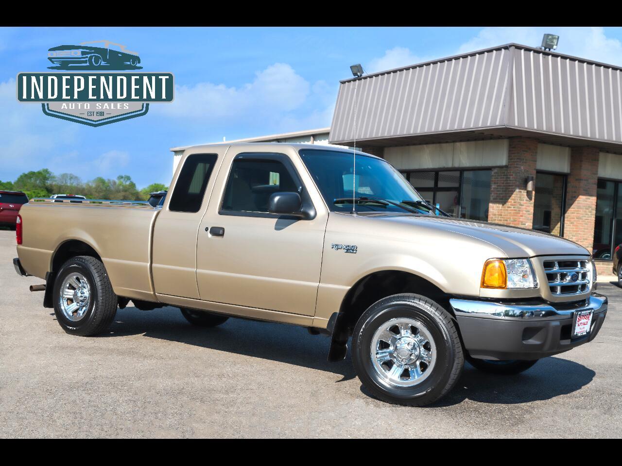 2002 Ford Ranger Supercab XLT