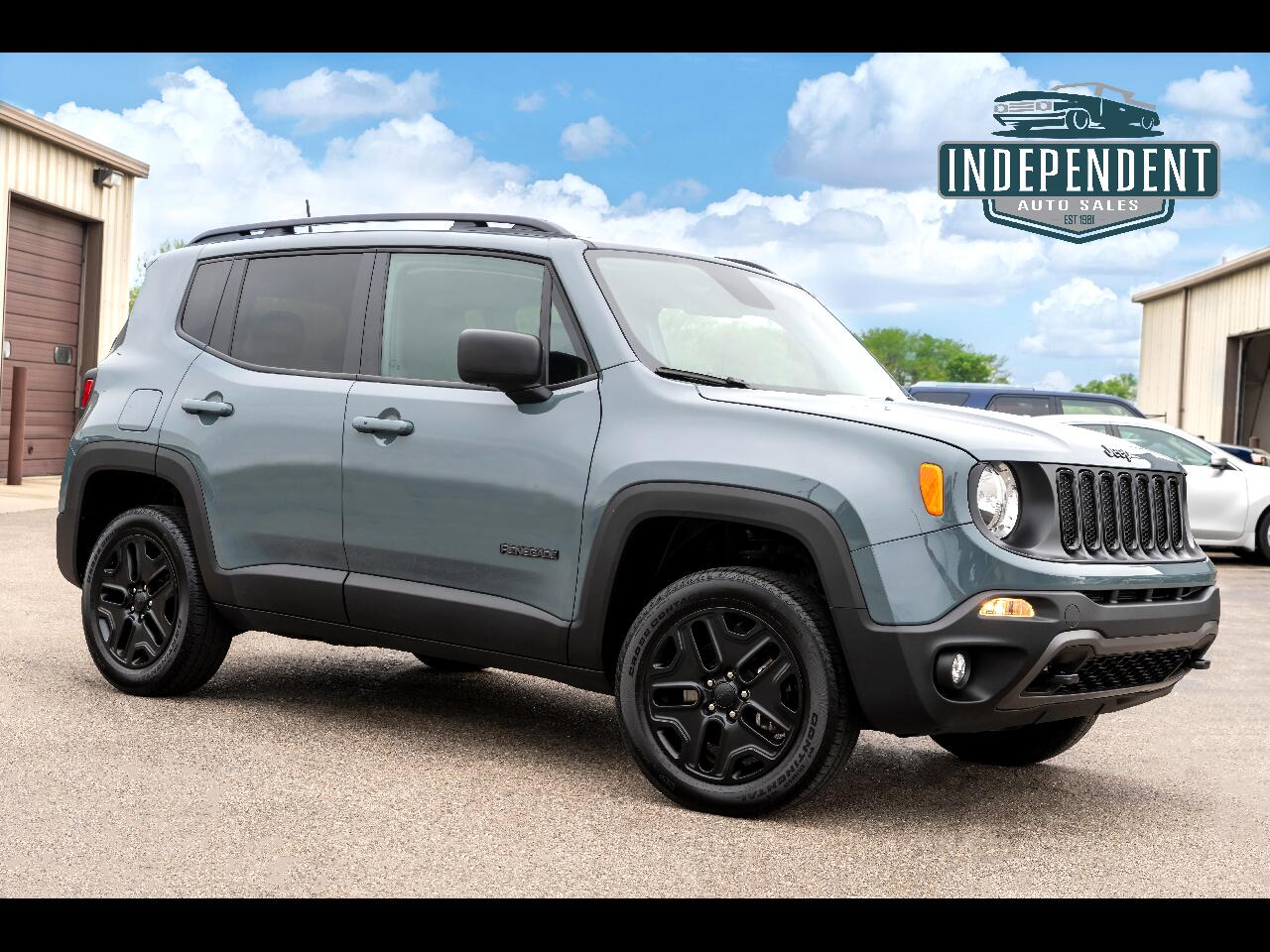 2018 Jeep Renegade Upland Edition 4x4