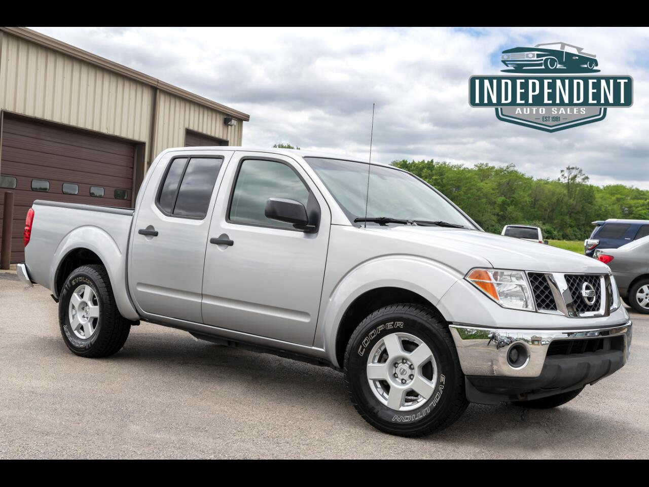 2006 Nissan Frontier SE Crew Cab V6 2WD