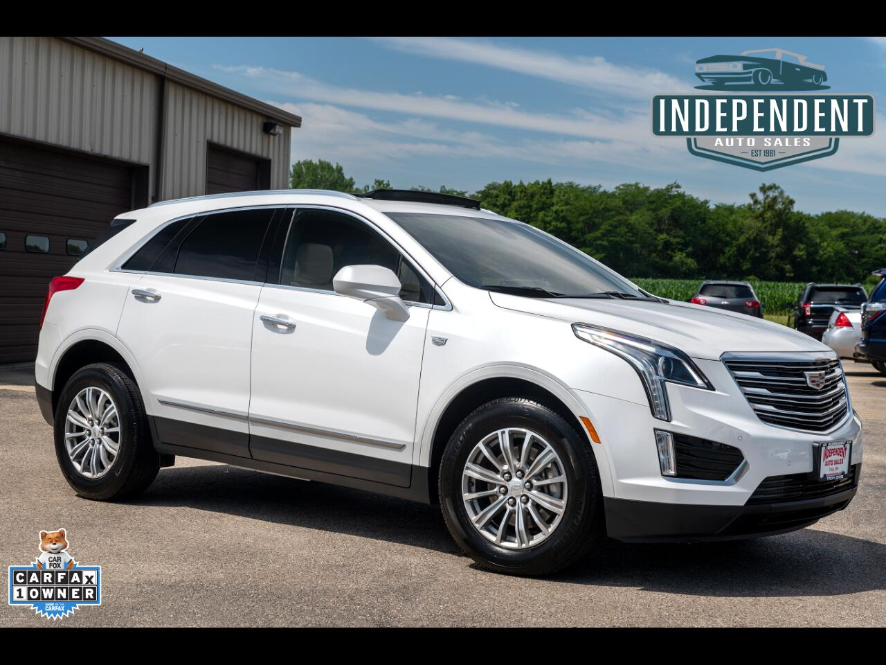 2017 Cadillac XT5 FWD Luxury