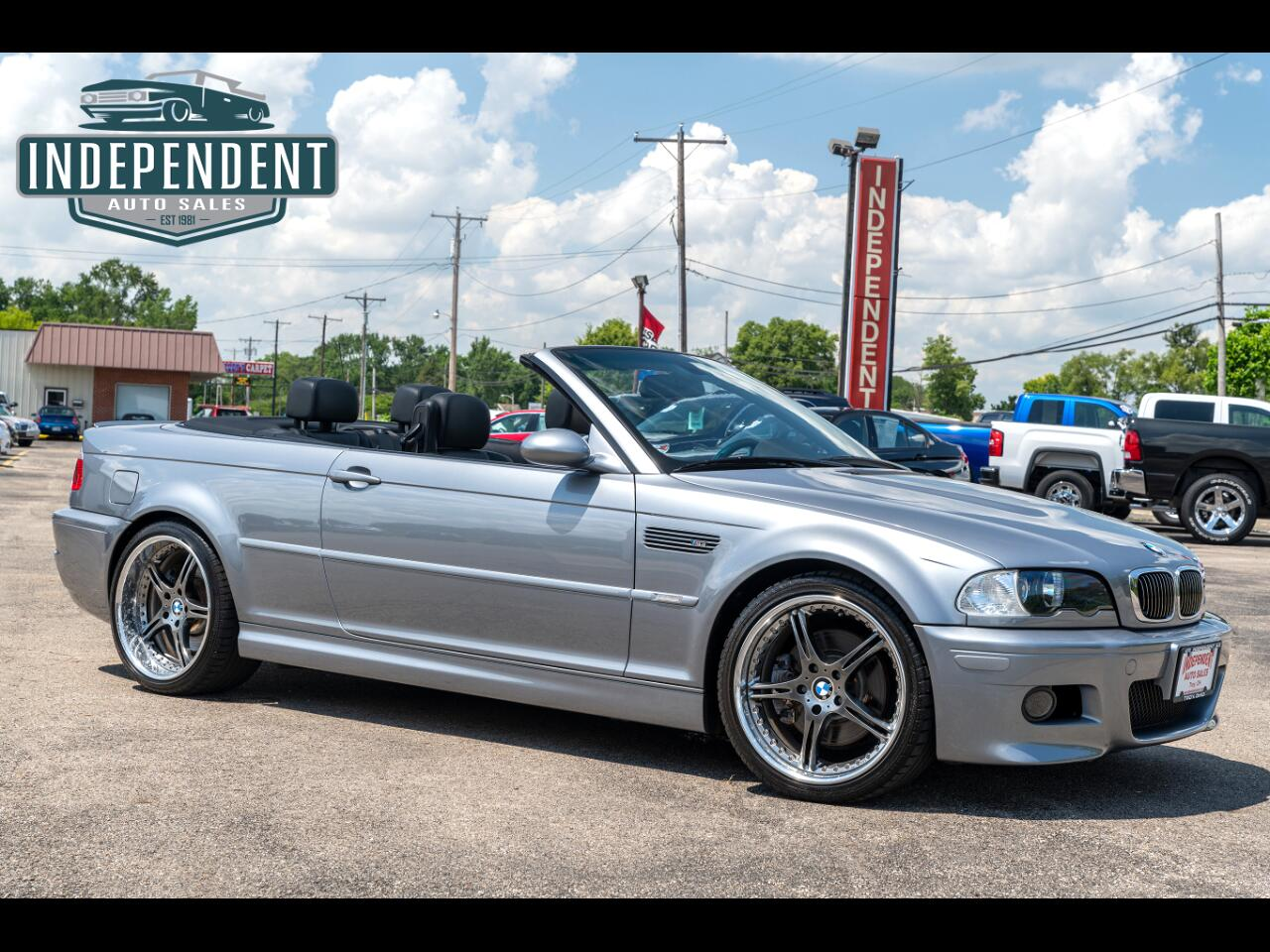 2005 BMW 3 Series M3 Convertible