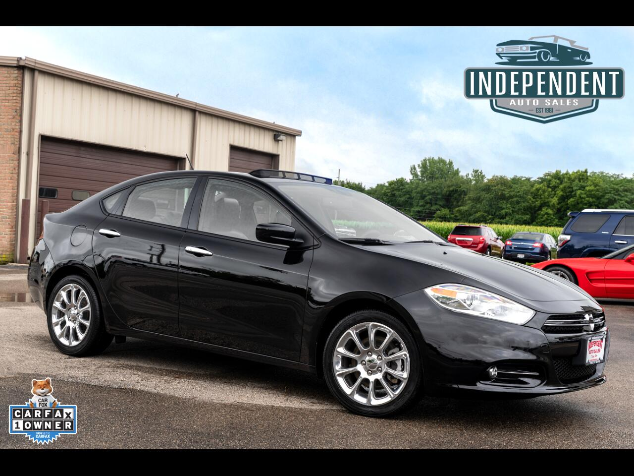 2015 Dodge Dart Limited