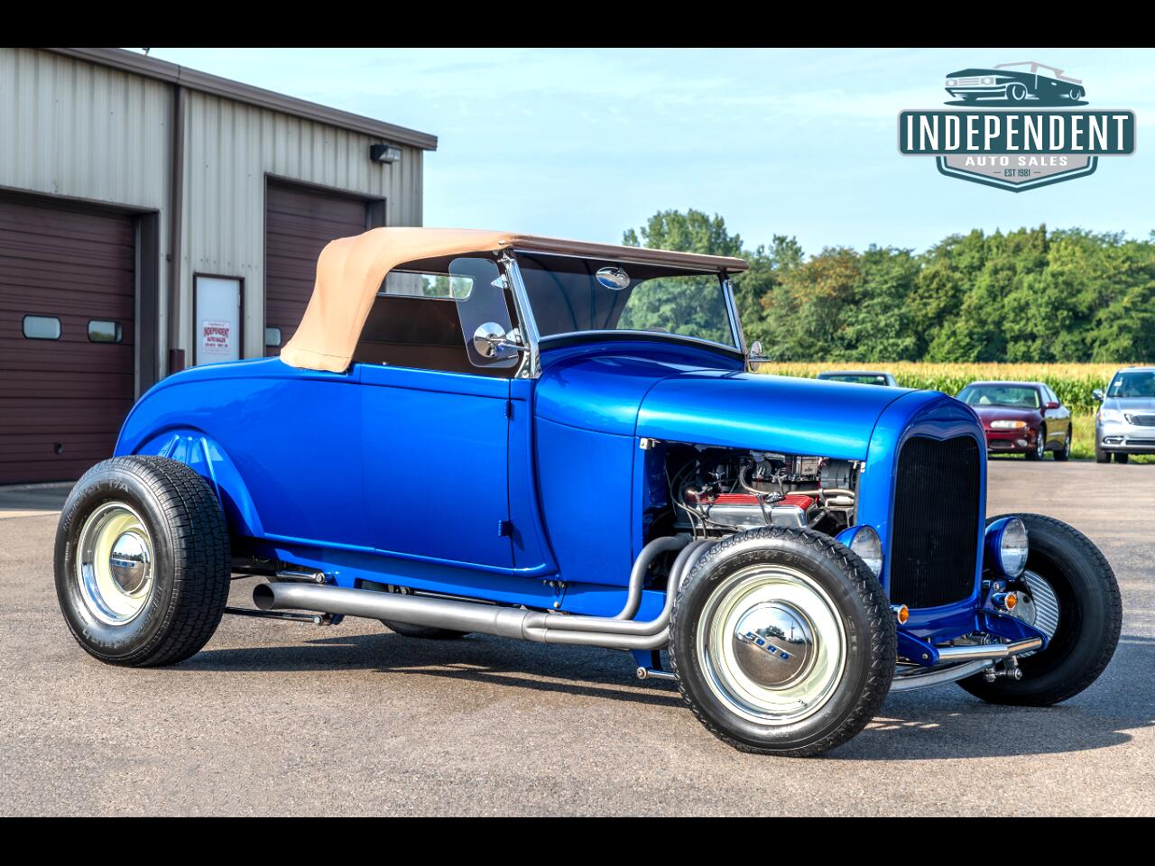 1929 Ford Model A Roadster