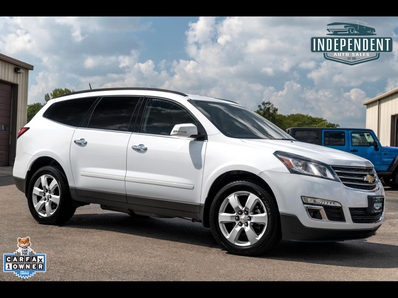 2016 Chevrolet Traverse FWD LT