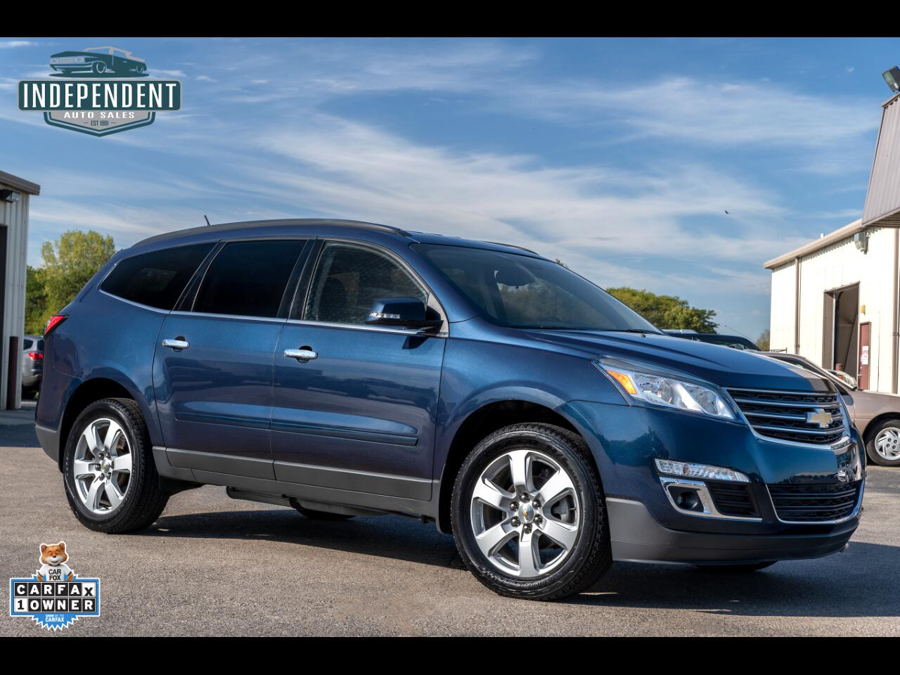 2017 Chevrolet Traverse FWD LT