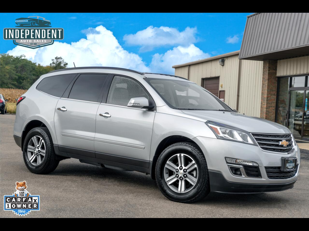 2016 Chevrolet Traverse FWD 2LT