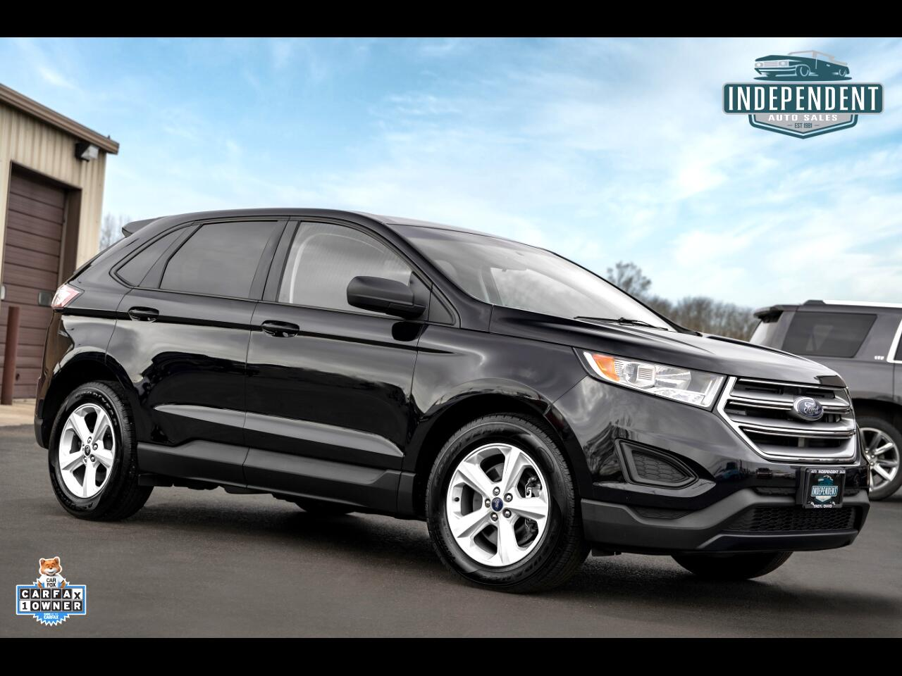 Ford Edge SE AWD 2018