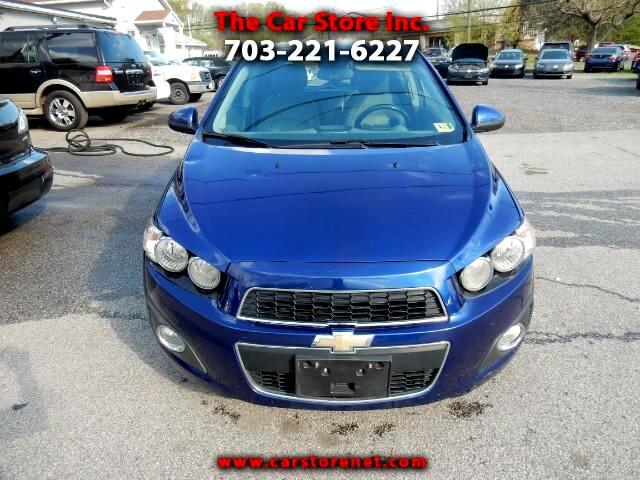 2013 Chevrolet Sonic LTZ Auto 5-Door