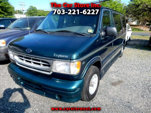 2000 Ford Econoline E150