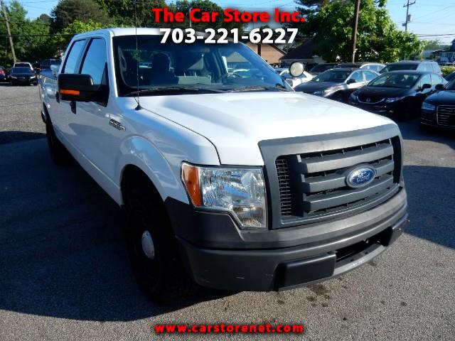 """2011 Ford F-150 2WD SuperCab 145"""" FX2"""