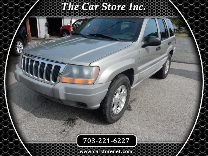 Jeep Grand Cherokee Laredo 2WD 2000