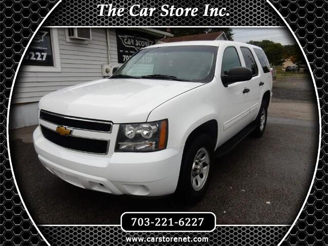 2013 Chevrolet Tahoe Special Service 4WD