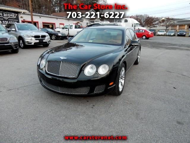 2010 Bentley Continental Flying Spur Sedan