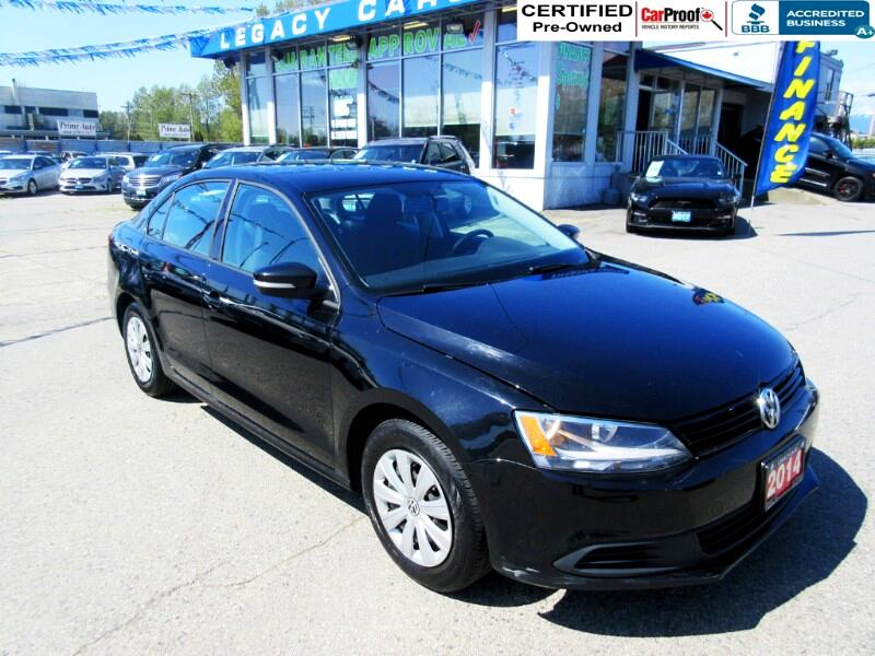 2014 Volkswagen Jetta $89 biwkly* 2.0T