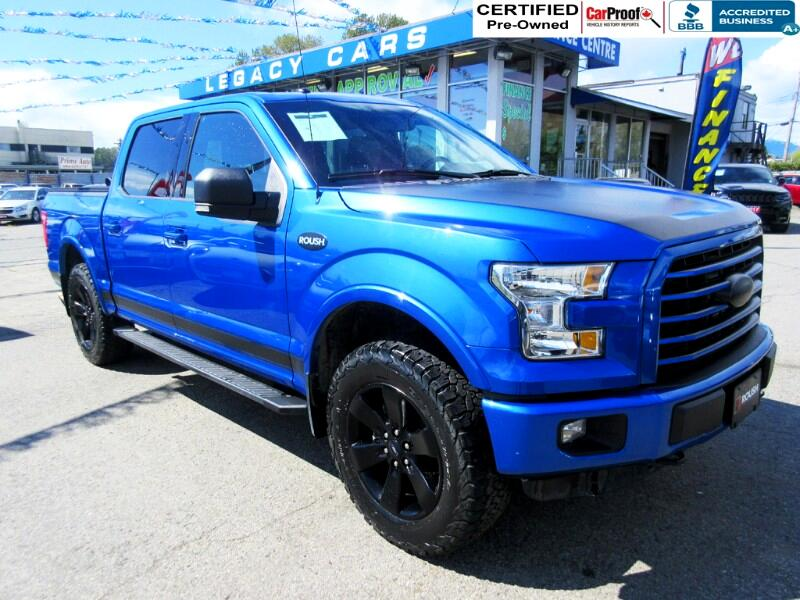 2016 Ford F-150 $352 biwkly* ROUSH STAGE 2