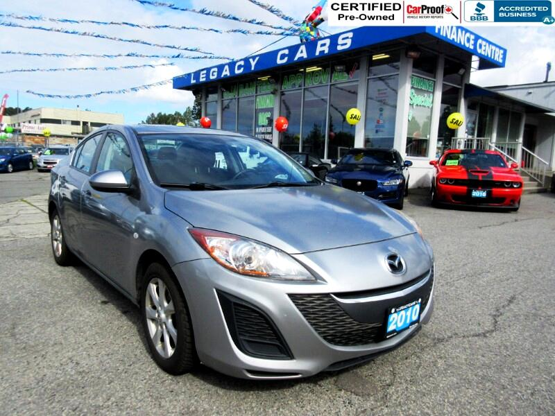 2010 Mazda MAZDA3 ASK ABOUT INHOUSE FINANCING