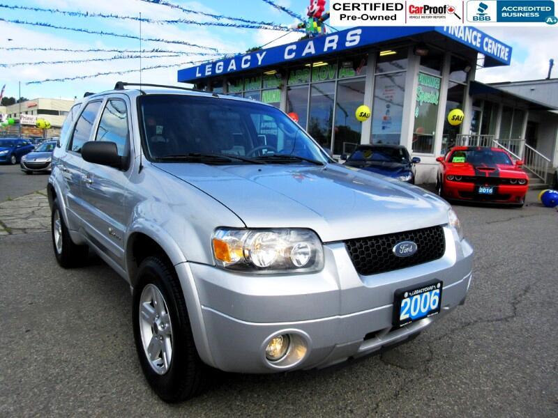 2006 Ford Escape Hybrid ASK ABOUT IN HOUSE FINANCING