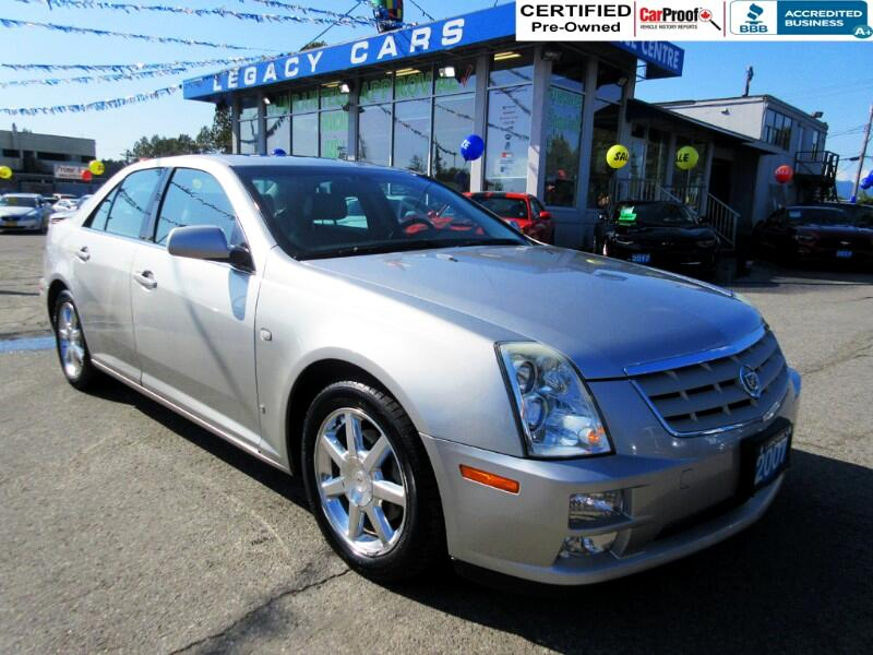 2007 Cadillac STS ASK ABOUT INHOUSE FINANCING